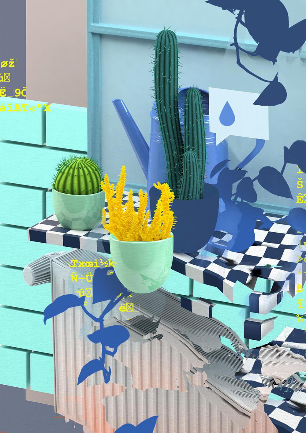 Cacti Smart Home